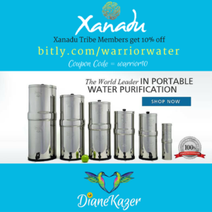 berkey water 10% off Xanadu
