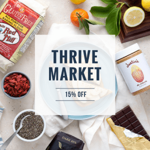 Thrive Market Affiliate