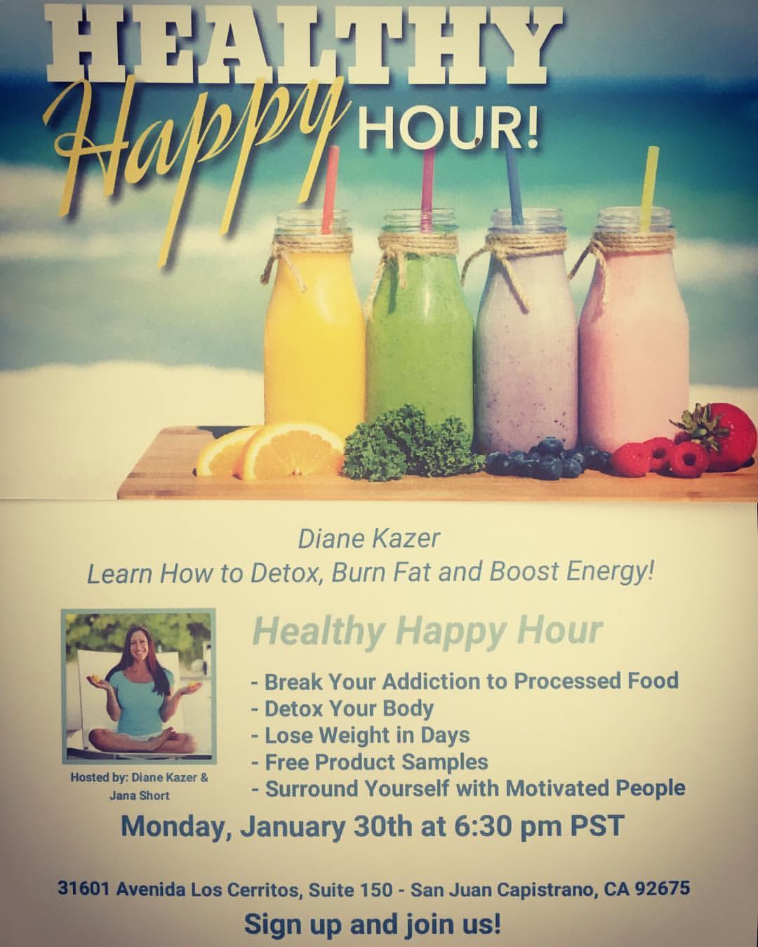 Lexus LaceUp Adds New Healthy Happy Hour to 2017 Season ...  Healthy Happy Hour