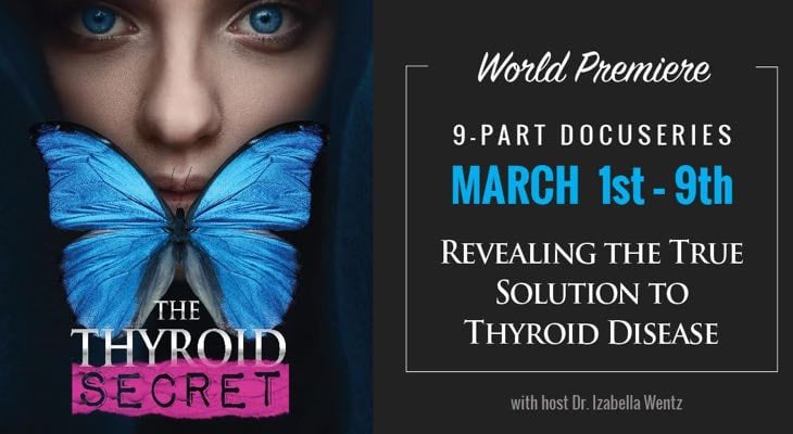 Thyroid Secret Launch Docuseries