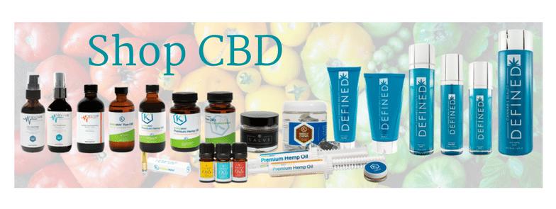 CBD for Women Fitness Hormones and Detox - Diane Kazer